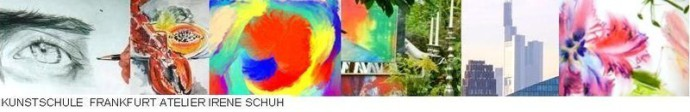 Kunst privatstunden kunstschule atelier irene schuh for Mappenkurs frankfurt