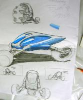 Für ein Design-Studium-Mappenvorbereitung im Kurs. Im Mappenkurs-Frankfurt-Atelier-Irene-Schuh kann man seine erfolgreiche Designmappe-erstellen