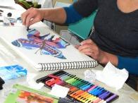 Zeichnen lernen im Zeichenkurs der Zeichenschule Frankfurt Atelier Irene Schuh
