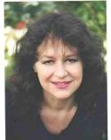 Foto IRENE SCHUH, Bildende Künstlerin, Diplom Designerin und Kunstpädagogin