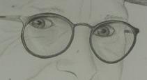 portrait zeichnen lernen, Portraitzeichnen Kurs, Zeichenschule-Frankfurt-Atelier-Irene-Schuh