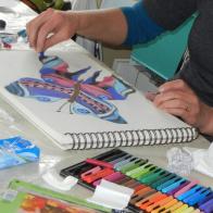 Zeichnen-Workshop, Zeichenworkshop, Zeichnen-und-Malen-Workshop, Kunstschule-Frankfurt, Atelier-Irene-Schuh