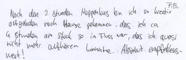 Mappenkurs-Bewertung, Kunstschule-Schuh, Frankfurt-Atelier-Irene
