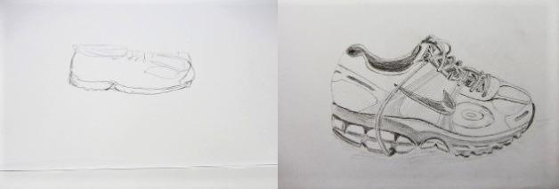 Zeichenkurse-Frankfurt, Zeichenschule, Kunstschule-Frankfurt-Atelier-Irene-Schuh