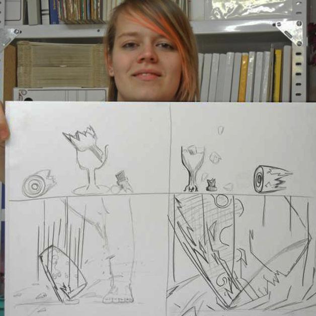 Erfolgreiche Mappenerstellung im Mappenkurs der Kunstschule Frankfurt Atelier Irene Schuh