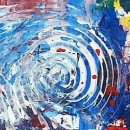 Malerei-Kurse, Malen lernen im Malkurs der Kunstschule-Frankfurt, Atelier-Irene-Schuh