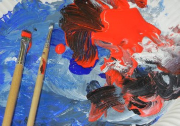 JUGENDKUNSTSCHULE FRANKFURT ATELIER IRENE SCHUH, Vorbereitung auf das Kunst-Studium
