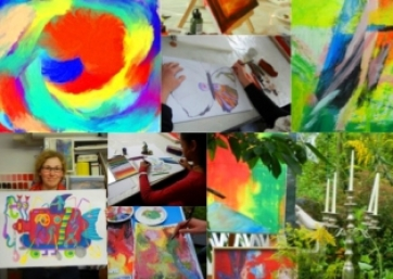 Vorbereitung auf Kunst-und Design-Studium