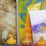 Malen lernen Frankfurt Atelier Irene Schuh